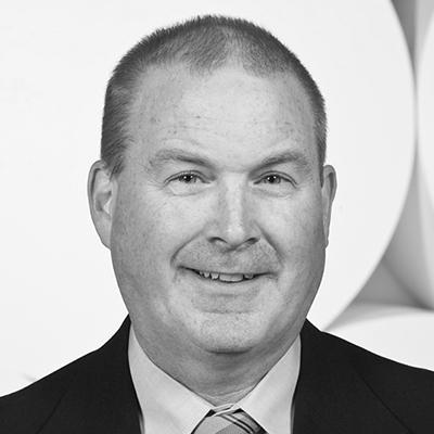 Bruce M. Hogan Headshot