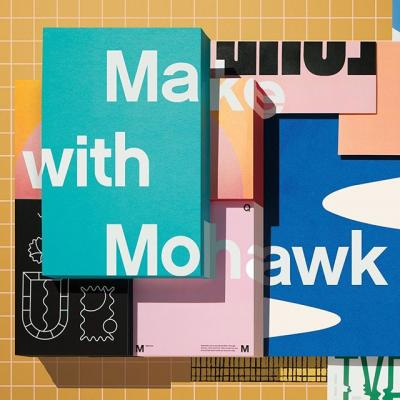 📣Calling all creatives! We've got some big news that we can't hold in...any...longer:  Introducing Make with Mohawk: A year-long multi-faceted on + offline activation made up of three components: Print Sets, a Printshop and the return of The Mohawk Show.  We all have an idea sitting on the back burner waiting to take form. An idea so niche, indulgent or impractical we just can't justify it — until now.  Head over to our website to learn all of the details (link in bio). #MakeWithMohawk